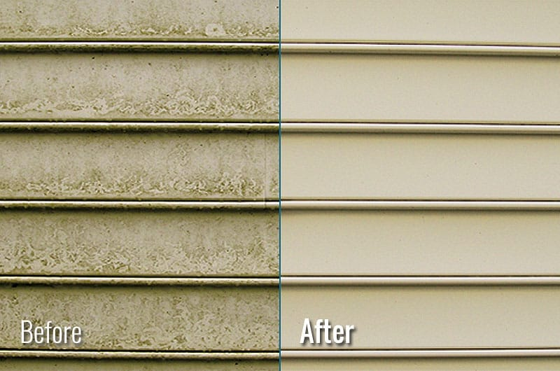 Soft Pressure House Siding Washing In The Minneapolis St